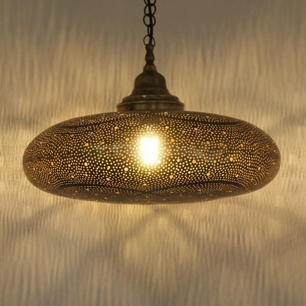 Messinglampe Ada