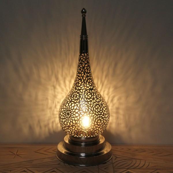 Marokkanische Silberlampe Daye