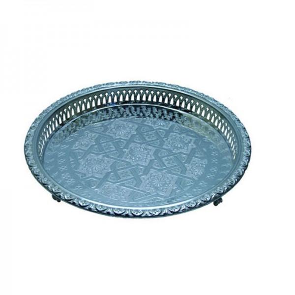 Marokkanisches Teetablett Mernissi 43cm