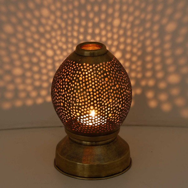 Orientalische Messinglampe SER110