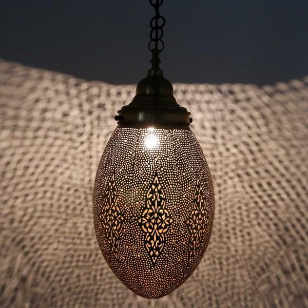 Marokkanische Messinglampe SER109