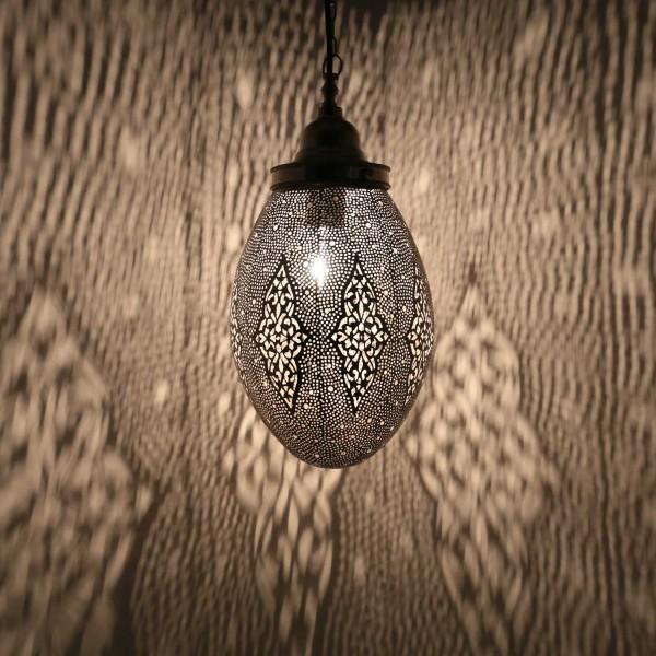 Silberlampe Sanan