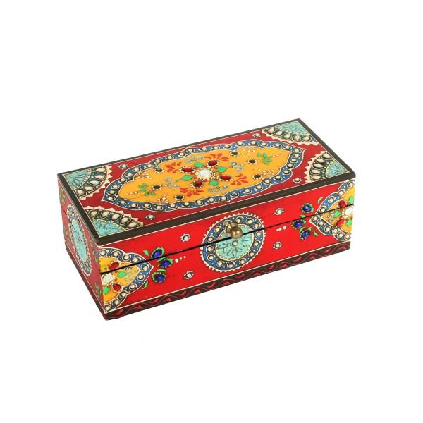Orientalische Schmucktruhe Asha