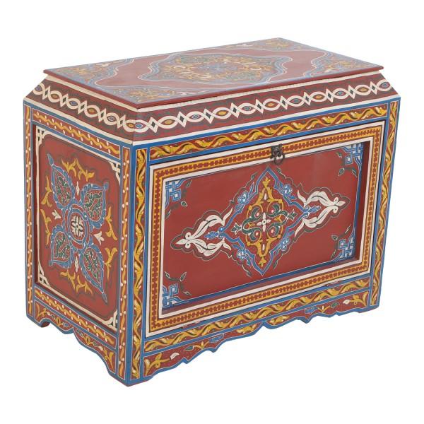Marokkanische Holztruhe Roya