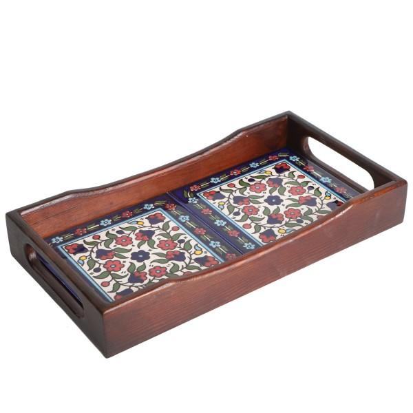 Orientalisches Serviertablett Karim M12