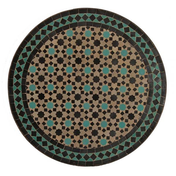 Mosaiktisch aus Marokko M60-42