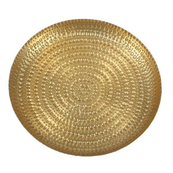 Goldtablett Zana klein 30cm