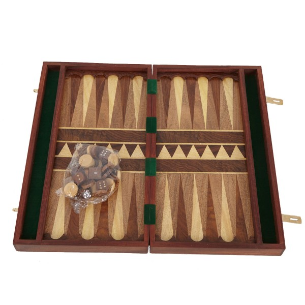 Orientalisches Backgammon Mittel