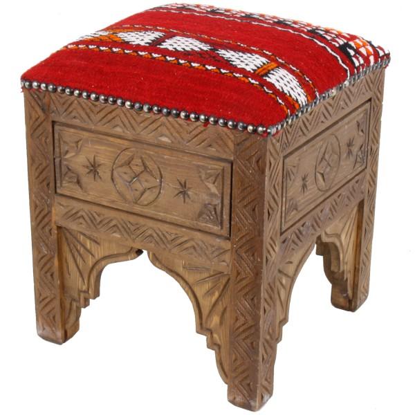Orientalischer Hocker Tiflet