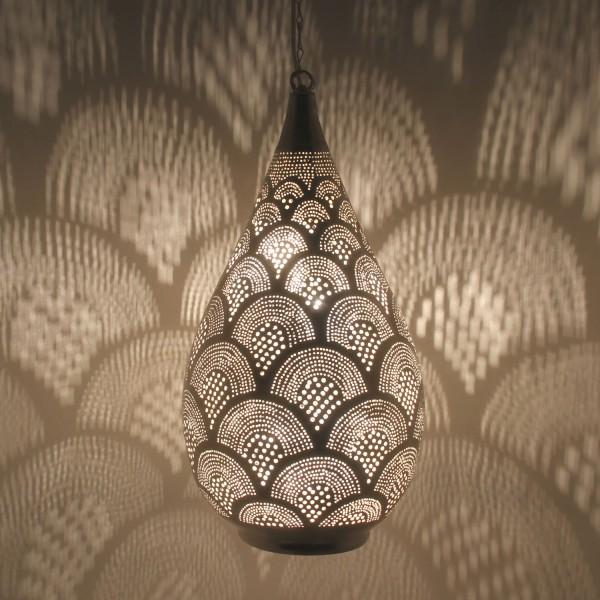 Marokkanische Lampe Naouma Samak D26