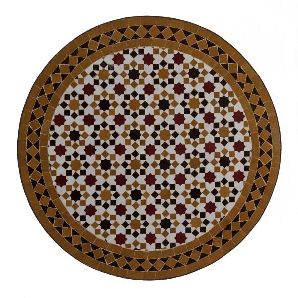Mosaik-Tisch aus Marokko -M60-43