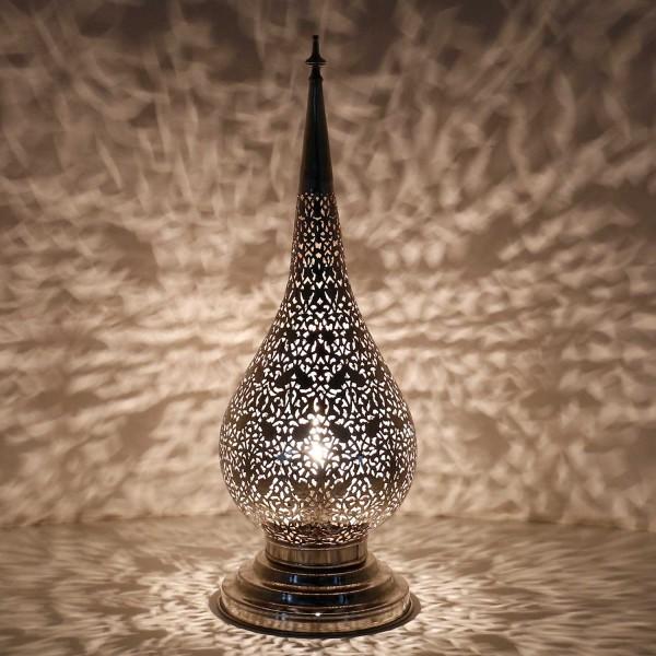 Marokkanische Silberlampe Alan