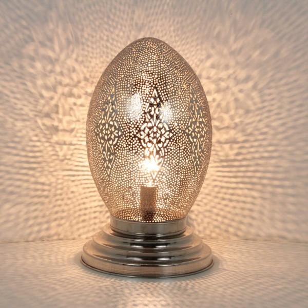 Orientalische Silberlampe Marana