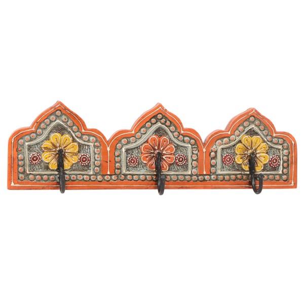 Orientalische Kleiderhaken Taj Mahal C