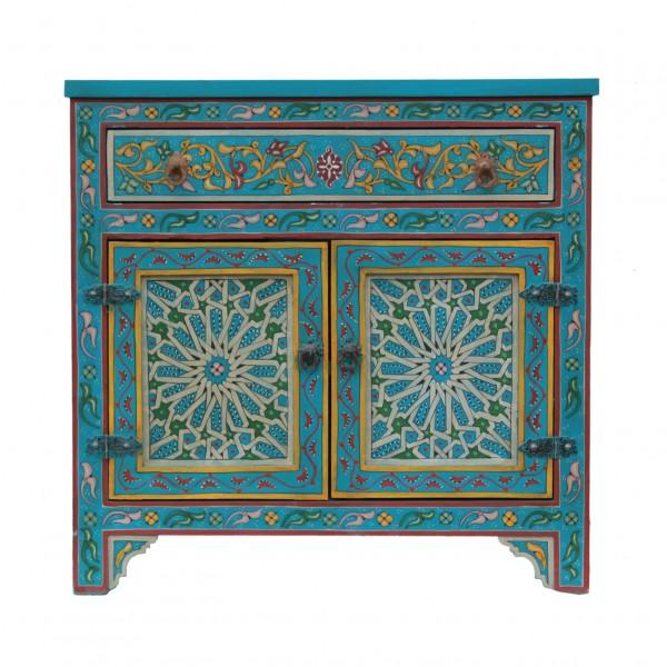 Marokkanische Antik-Kommode Kortoba