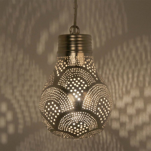 Marokkanische Lampe Martil Groß