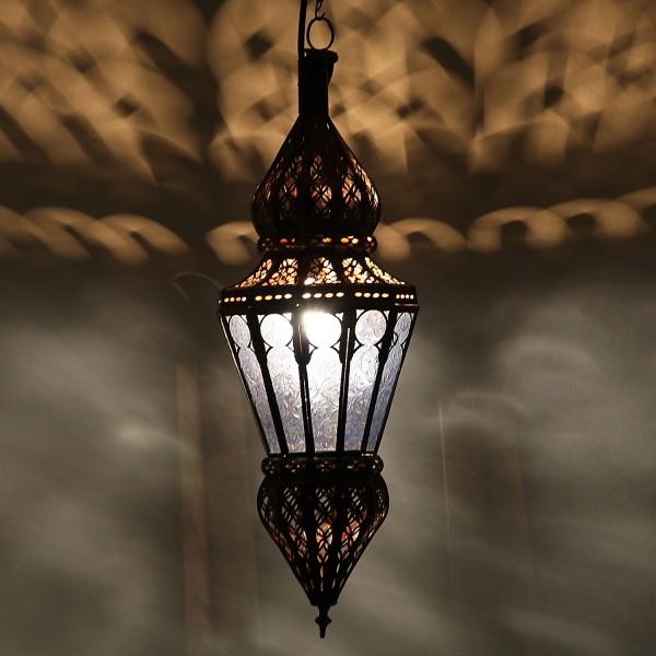 Deckenlampe Nura Blau