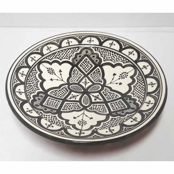 Handbemalte Keramikschale F041
