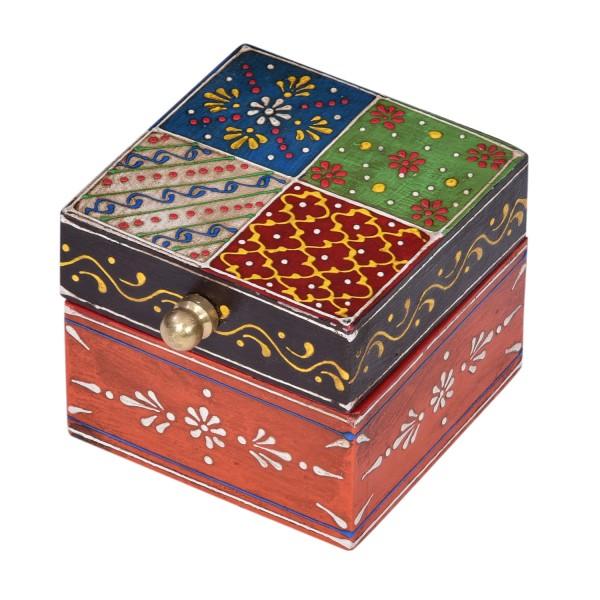 Orientalische Schmuckdose Ananda
