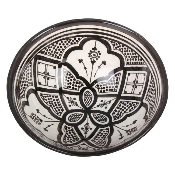 Handbemalte Keramikschüssel KS32