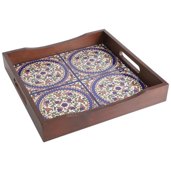 Orientalisches Serviertablett Karim L10