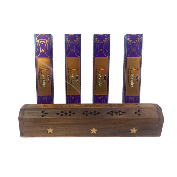 Räucherstäbchen 5er Set Lavender