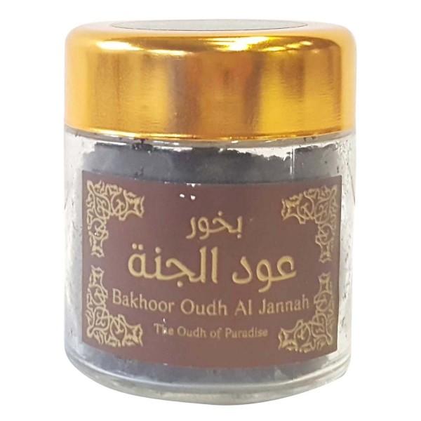 Arabischer Weihrauch Bakhoor Oudh Al Jannah
