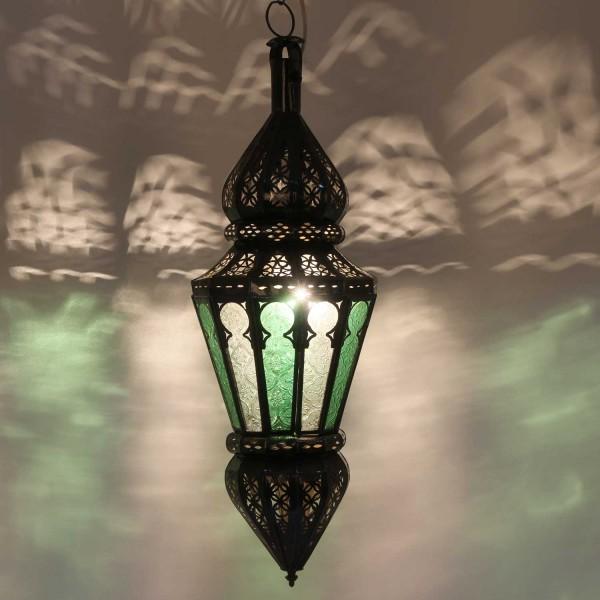Deckenlampe Nura Grün Weiß