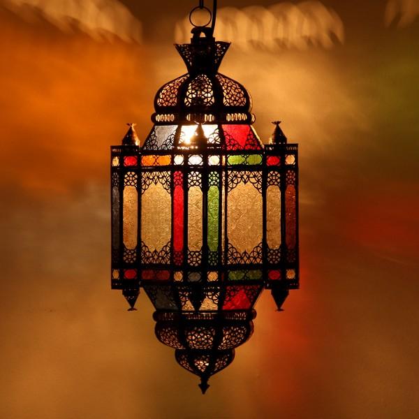 Marokkanische Deckenlampe Grenada