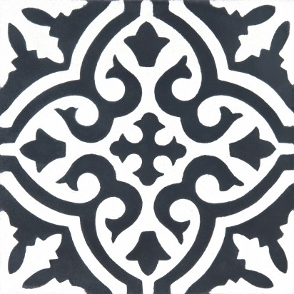 Marokkanische Zementfliesen 454