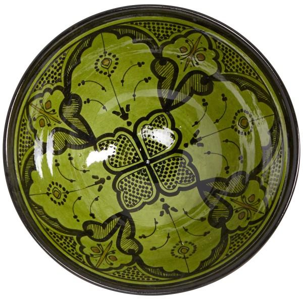 Handbemalte Keramikschüssel KS56