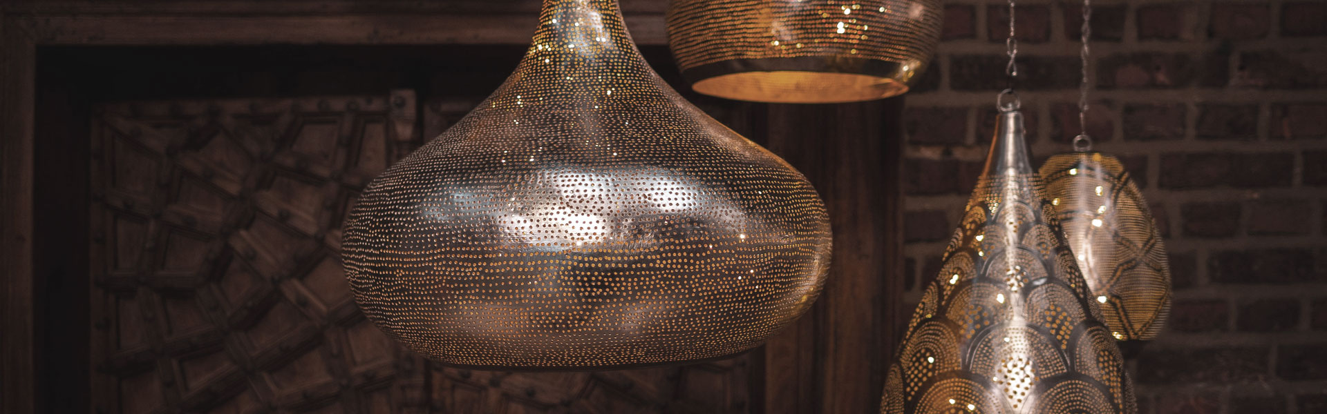 Orientalische Lampen & marokkanische Leuchten  Casa-Moro