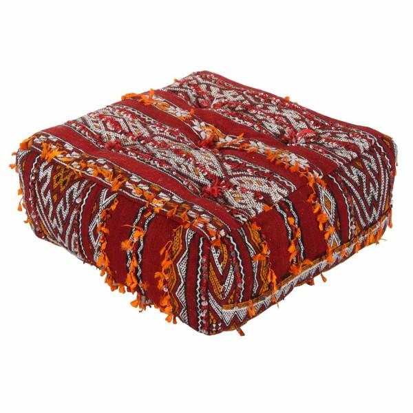 Marokkanisches Sitzkissen Kelim