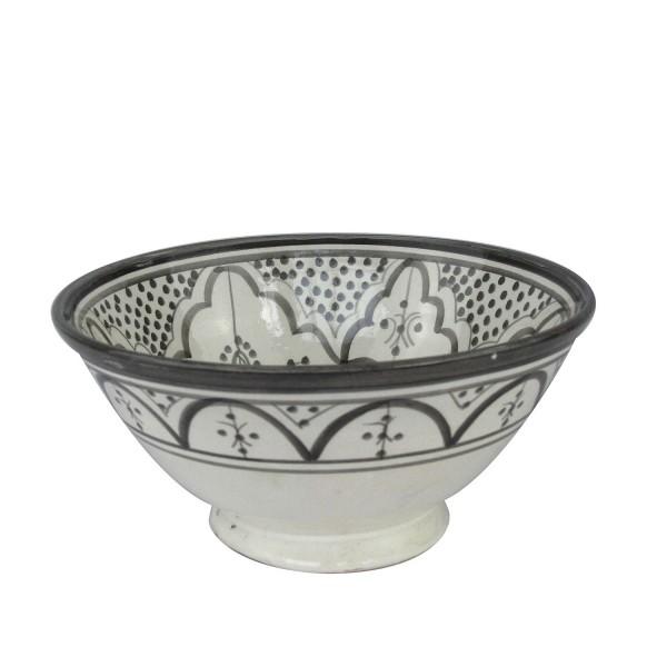 Handbemalte Keramikschüssel KS46