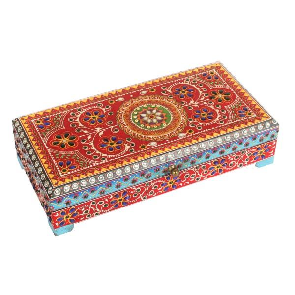Orientalische Schmucktruhe Devi