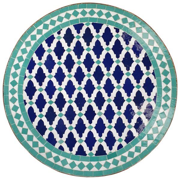 Mosaik-Tisch aus Marokko M60-52