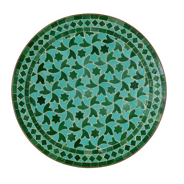 Marokkanischer Mosaiktisch