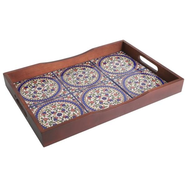 Orientalisches Serviertablett Karim XL10