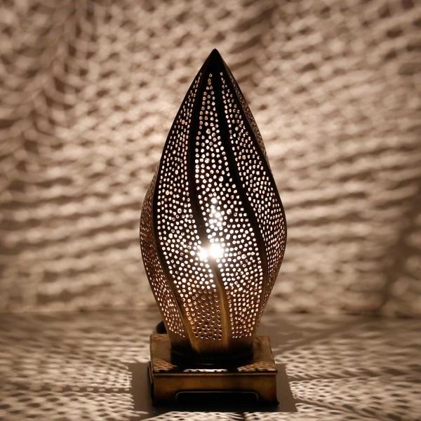 Messinglampe SER70