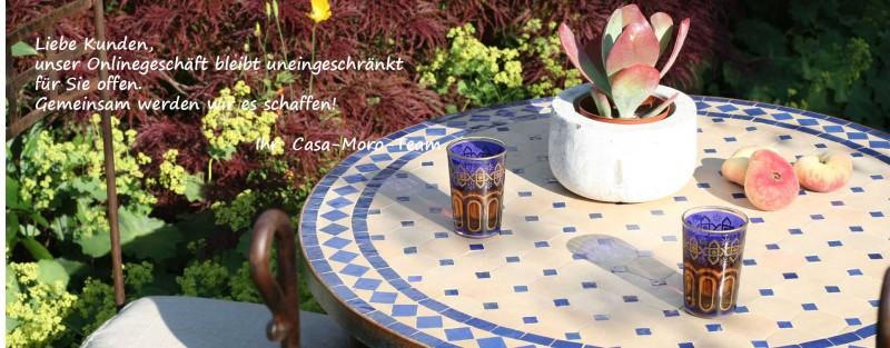 Mosaiktische-aus -Marokko