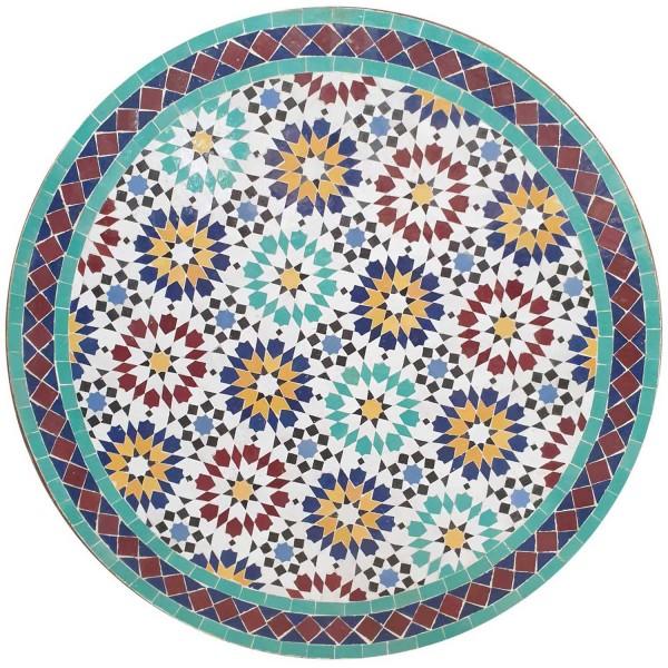 Mosaiktisch D80 Ankabut