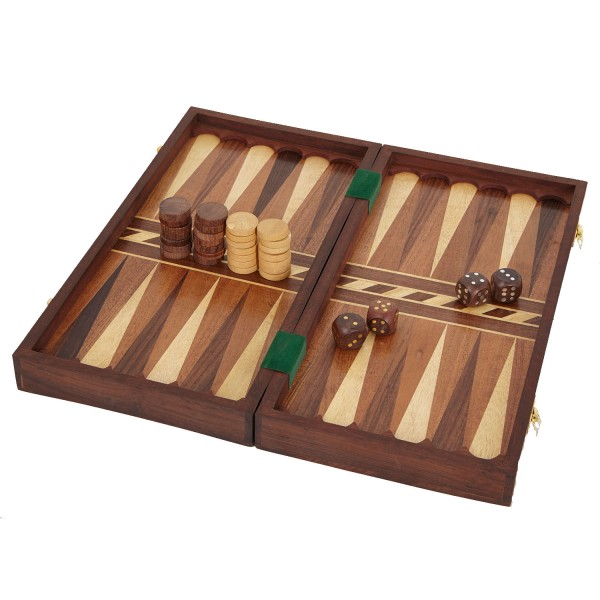 Orientalisches Backgammon Natur