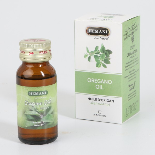 100% naturreines Oregano Öl