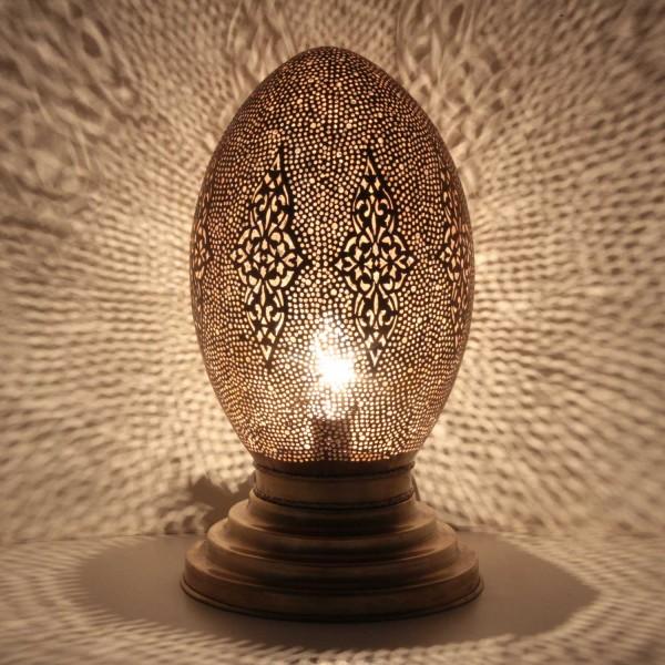 Messinglampe Anaram