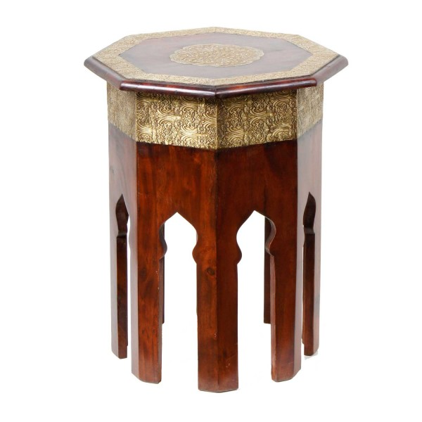 Orientalischer Beistelltisch Meena