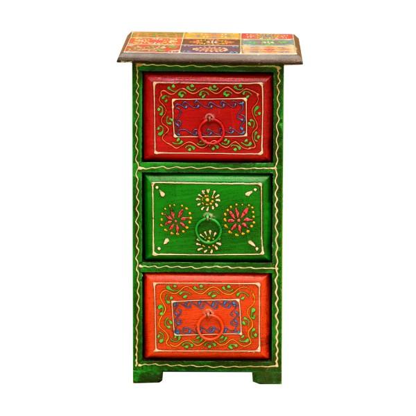 Orientalischer Schmuckkasten Pooja