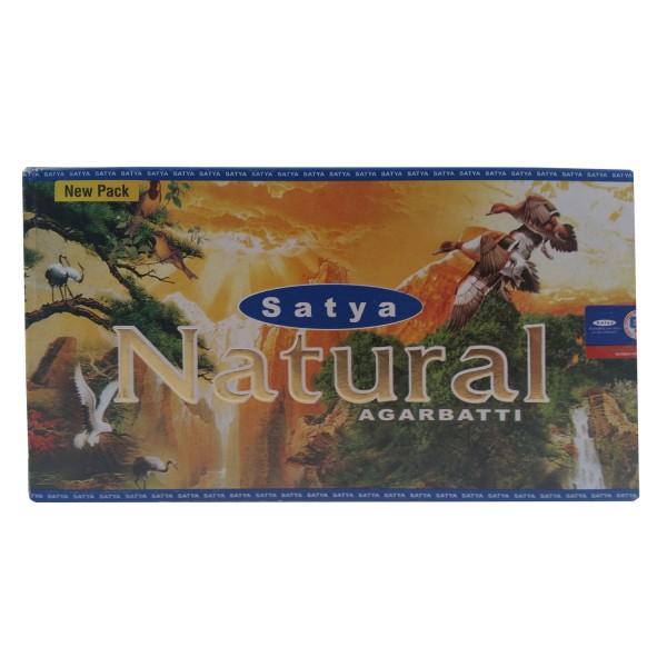 Räucherstäbchen Satya Natural Agarbatti Big Box