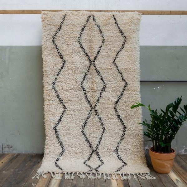 Marokkanischer Teppich Beni Ouarain BN2190