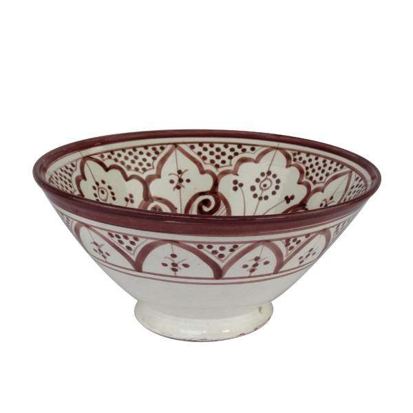 Handbemalte Keramikschüssel KS26