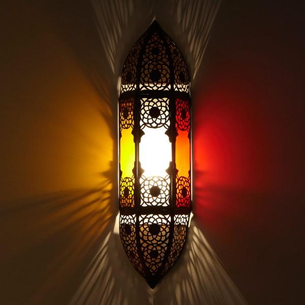 Orientalische Wandlampe Yara